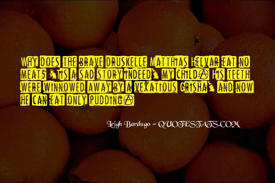 Winnowed Quotes #625816