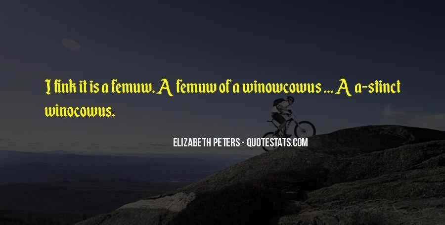 Winocowus Quotes #1548306