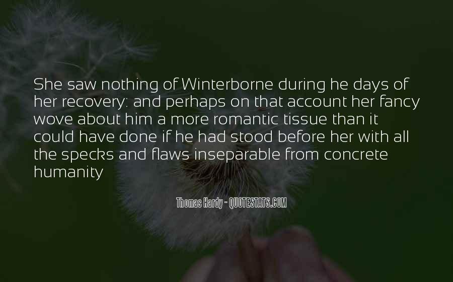Winterborne's Quotes #1102138