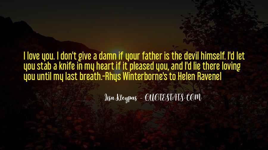 Winterborne's Quotes #1621947