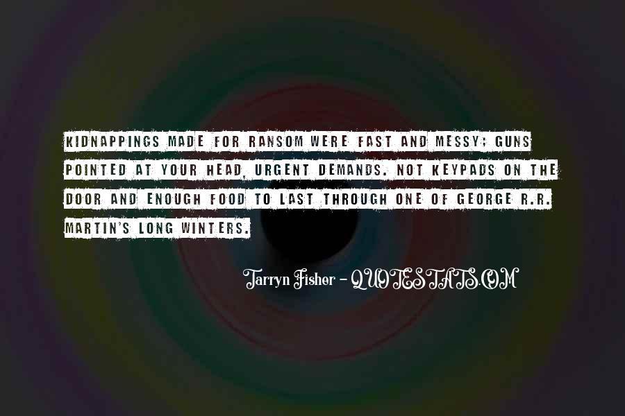 Winters's Quotes #1000299
