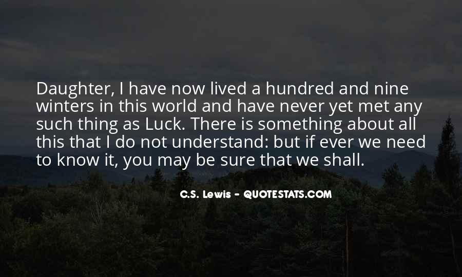 Winters's Quotes #1031627