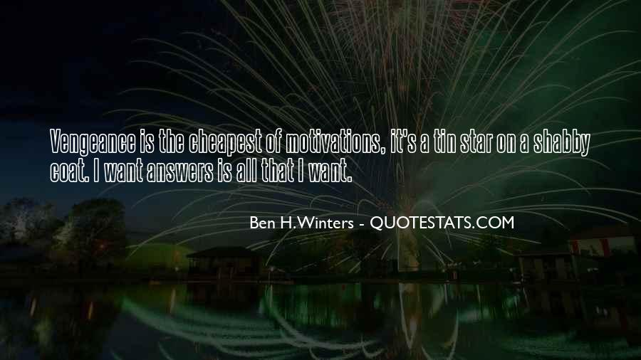 Winters's Quotes #1050261