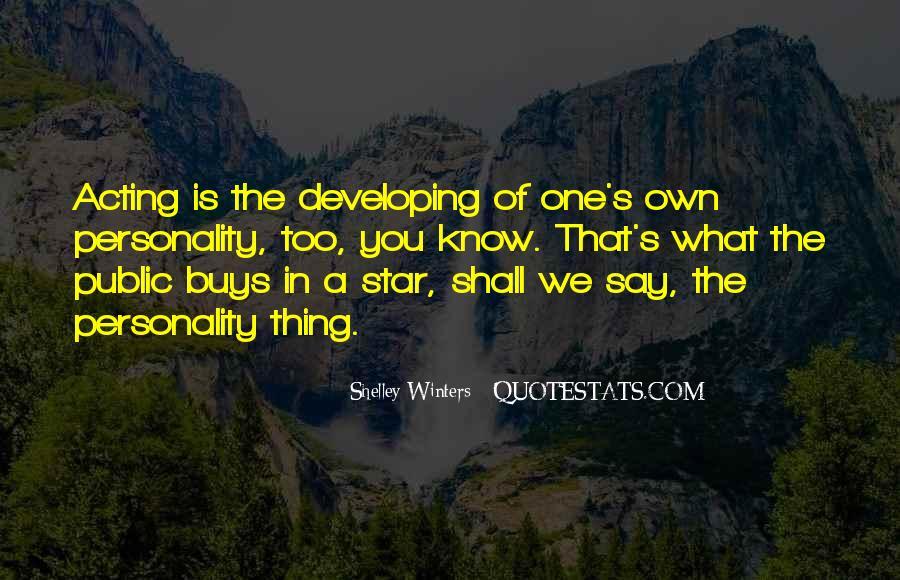 Winters's Quotes #1186196