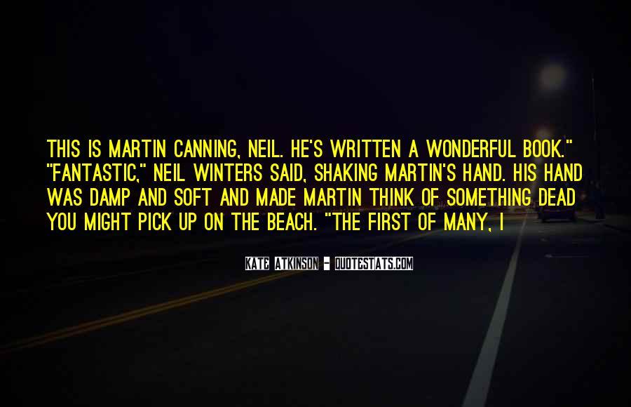 Winters's Quotes #122916