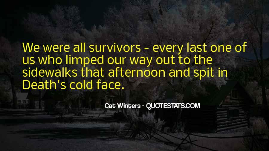 Winters's Quotes #1280324