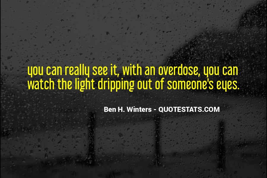Winters's Quotes #1355850