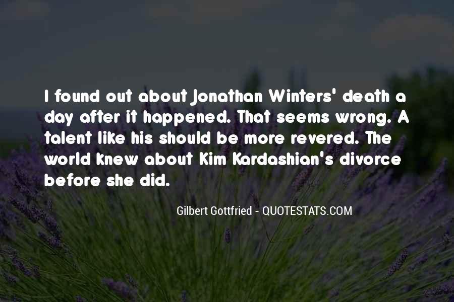 Winters's Quotes #1502811