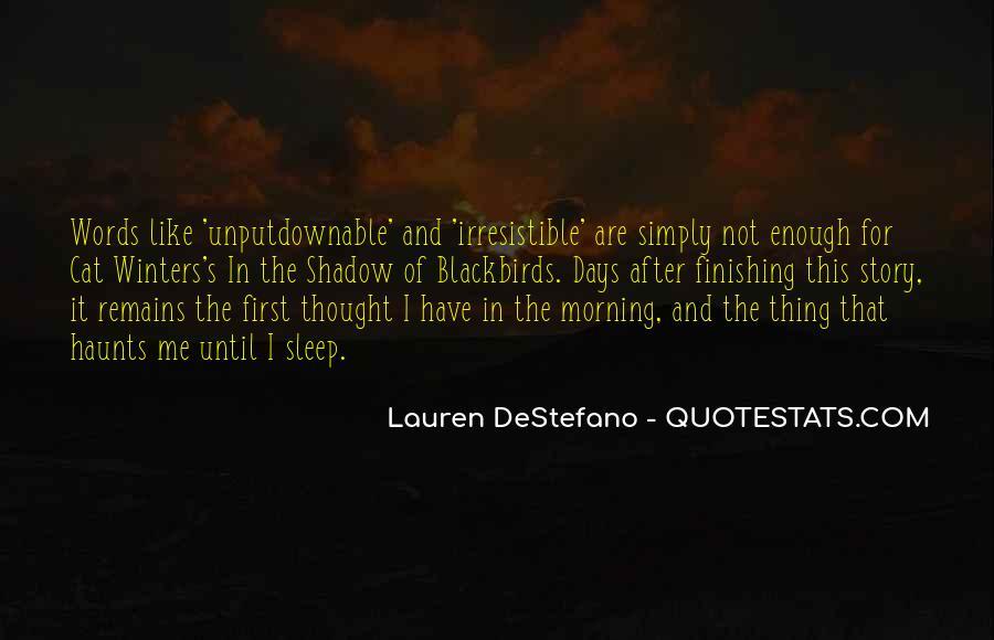 Winters's Quotes #1579338
