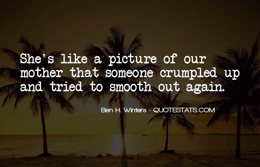 Winters's Quotes #343089