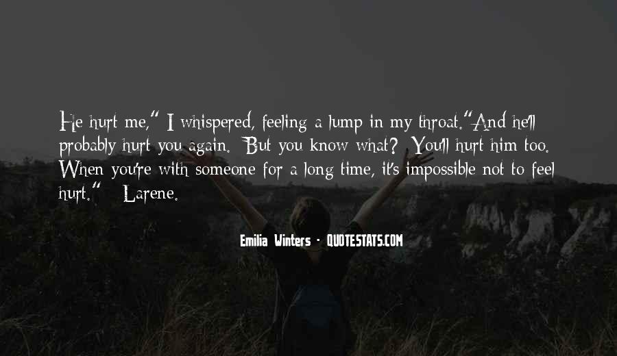 Winters's Quotes #518033