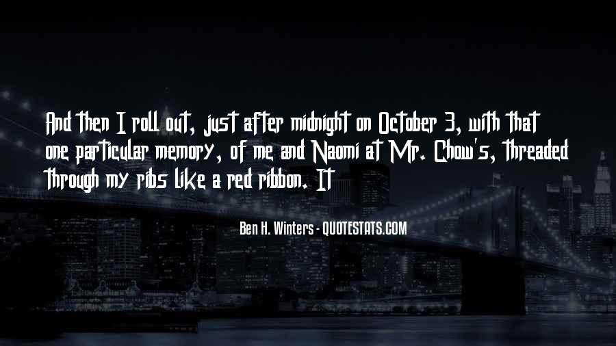 Winters's Quotes #530493