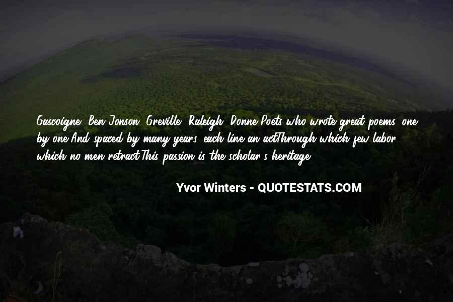 Winters's Quotes #584531