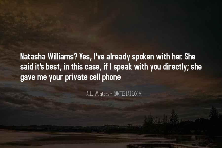 Winters's Quotes #596341
