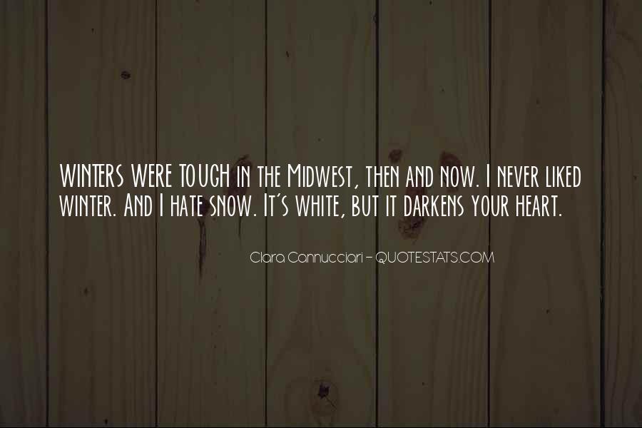 Winters's Quotes #656989