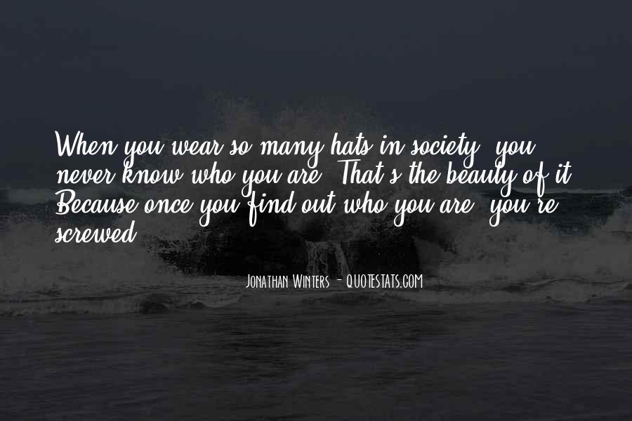 Winters's Quotes #783787