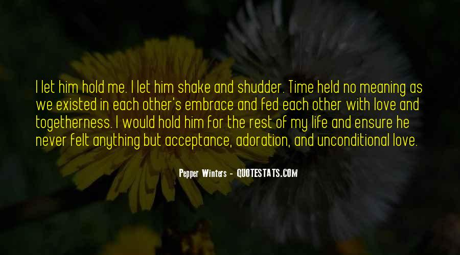 Winters's Quotes #841460