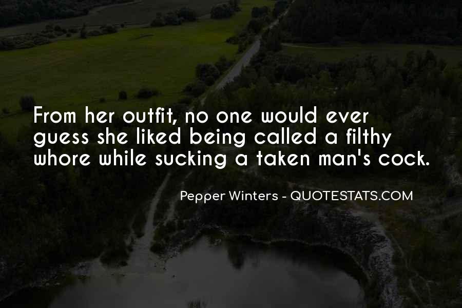 Winters's Quotes #923199