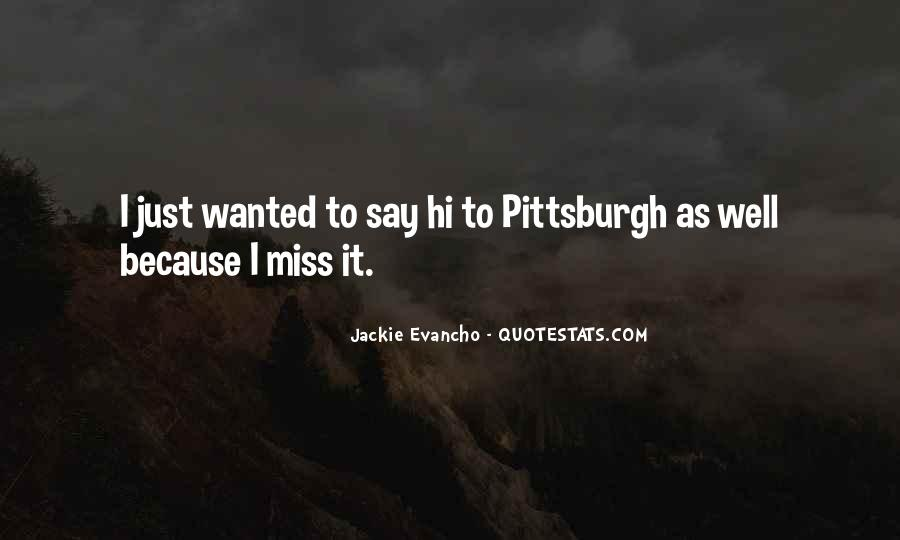 Quotes About Say Hi #1274181