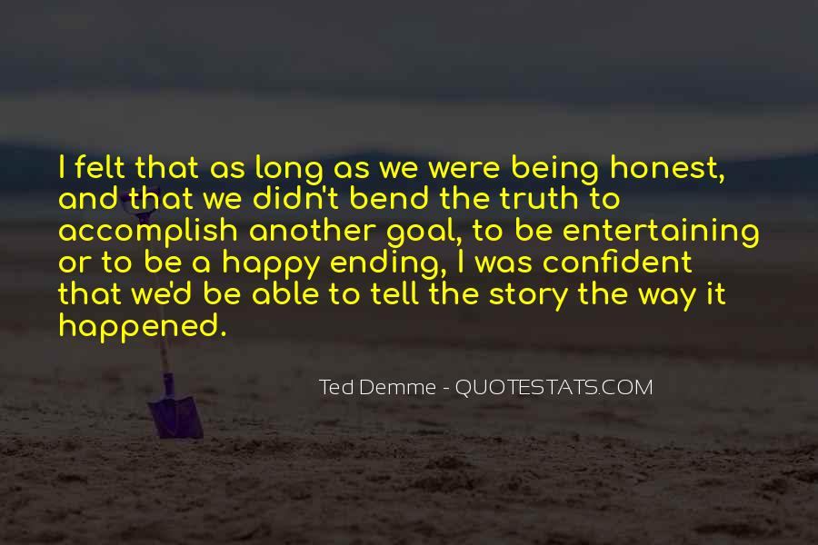 Quotes About Not Being Able To Be Happy #1136055