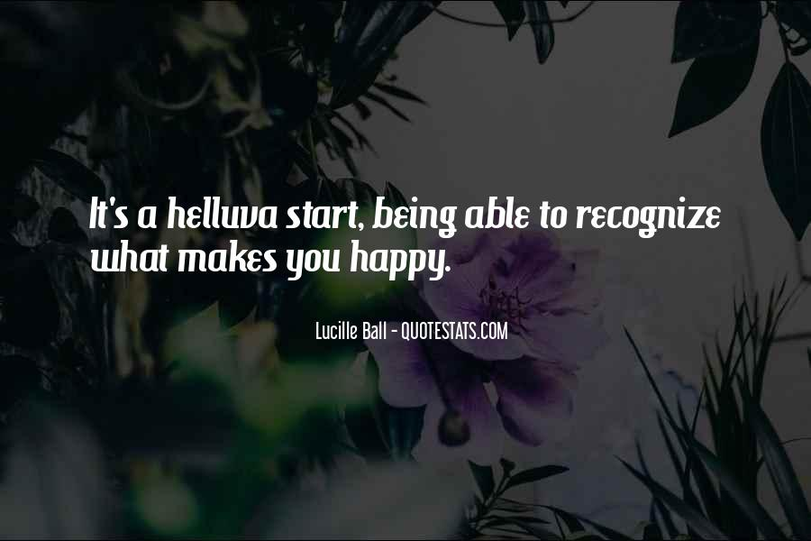 Quotes About Not Being Able To Be Happy #1383960