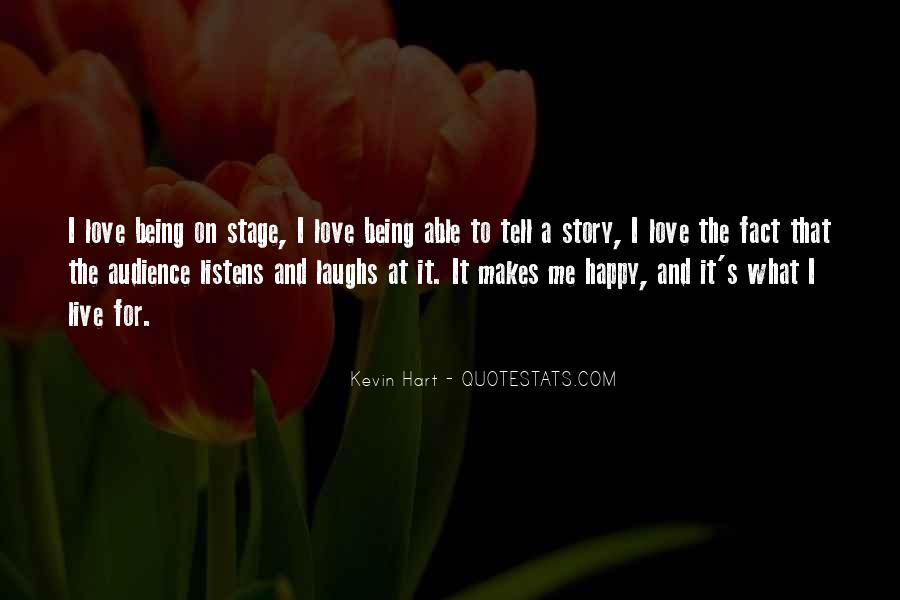 Quotes About Not Being Able To Be Happy #1483592