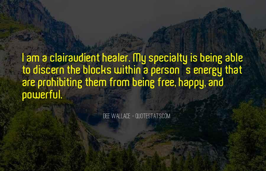 Quotes About Not Being Able To Be Happy #159415