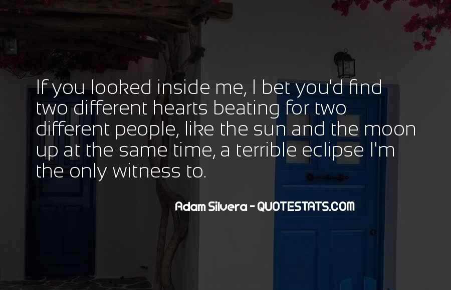 Witness'd Quotes #553346