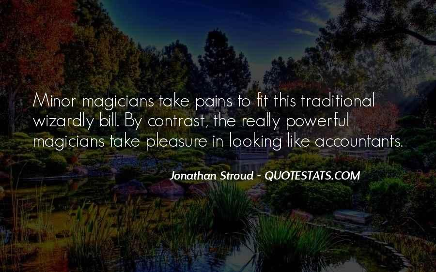 Wizardly Quotes #1212801