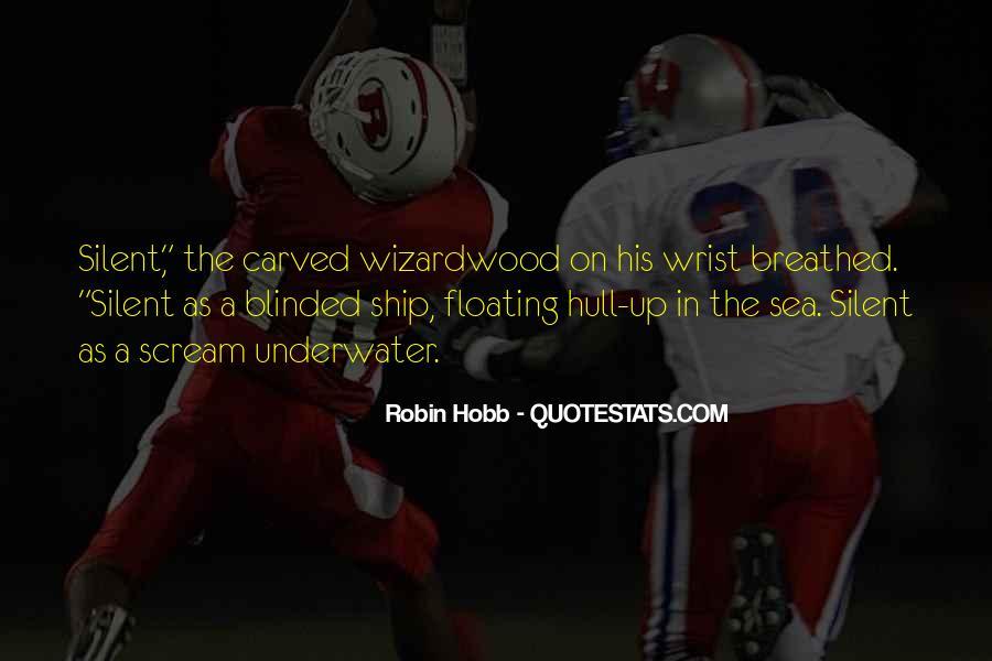 Wizardwood Quotes #345891