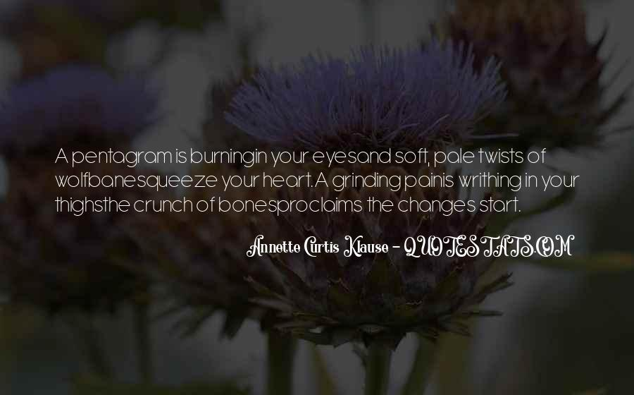 Wolfbane Quotes #1602769