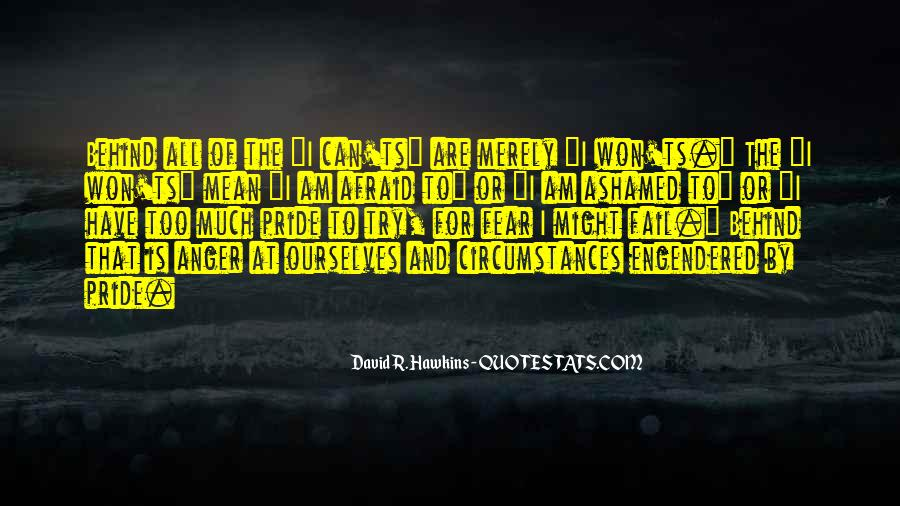 Won'ts Quotes #146343