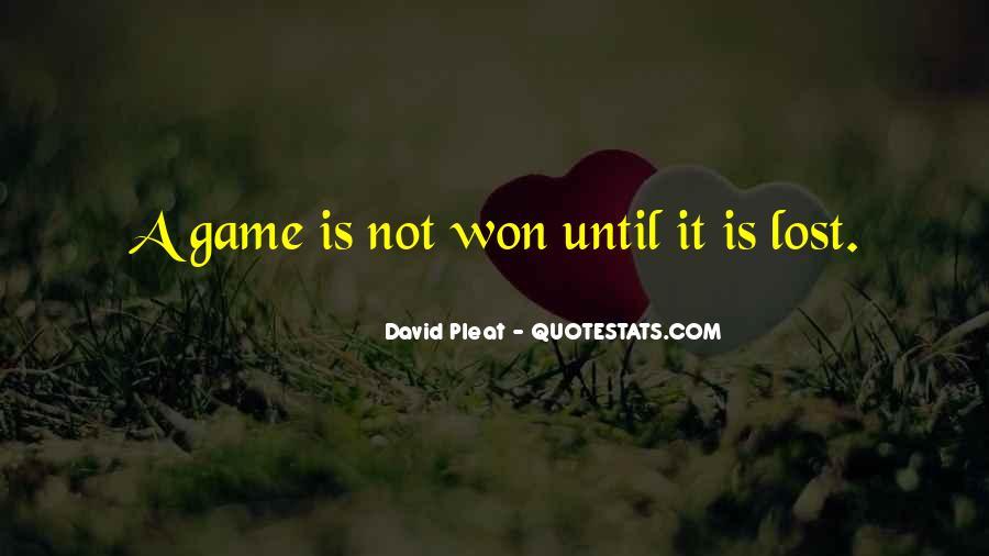 Won'ts Quotes #3657
