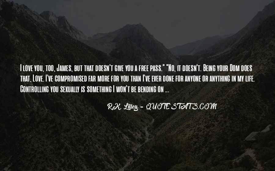 Won'ts Quotes #6032