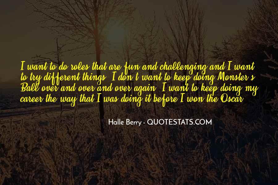 Won'ts Quotes #7199