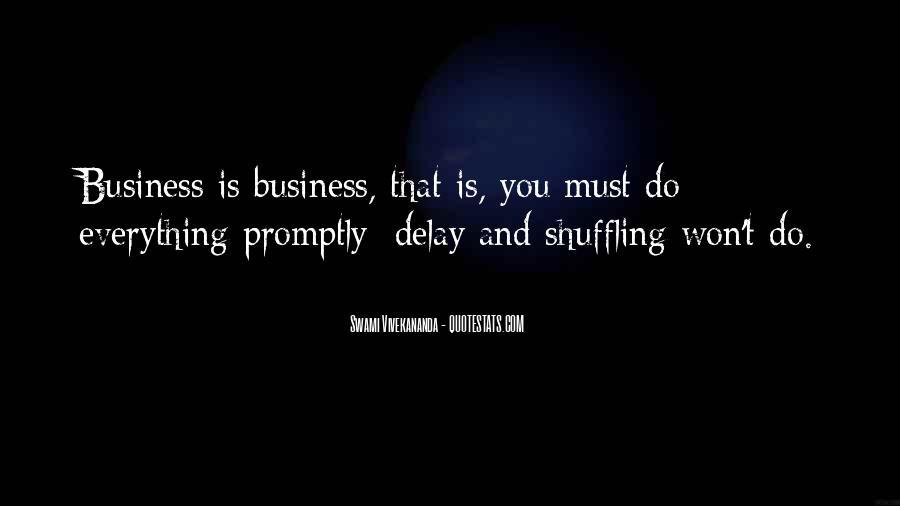 Won'ts Quotes #9058