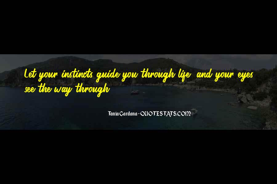 Quotes About Life Through My Eyes #136730