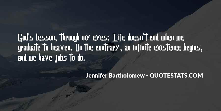 Quotes About Life Through My Eyes #1512631