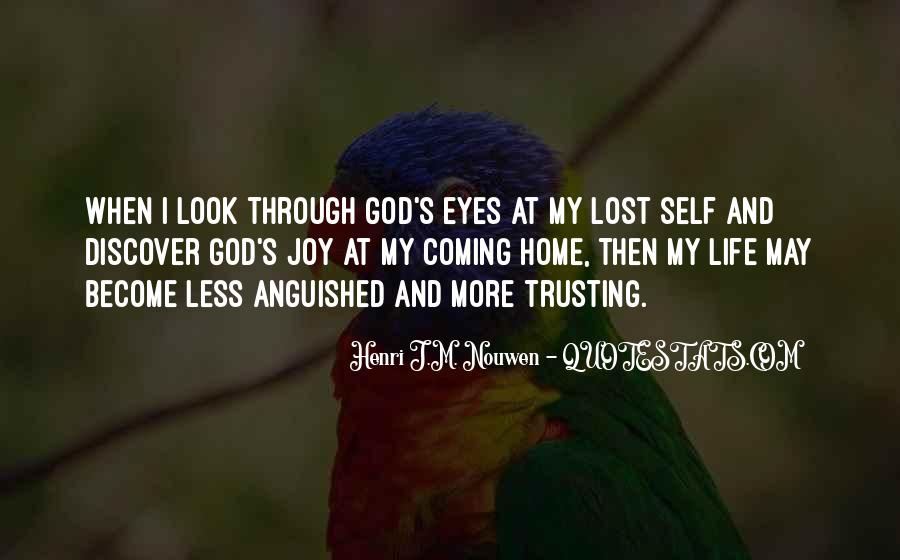 Quotes About Life Through My Eyes #1533039
