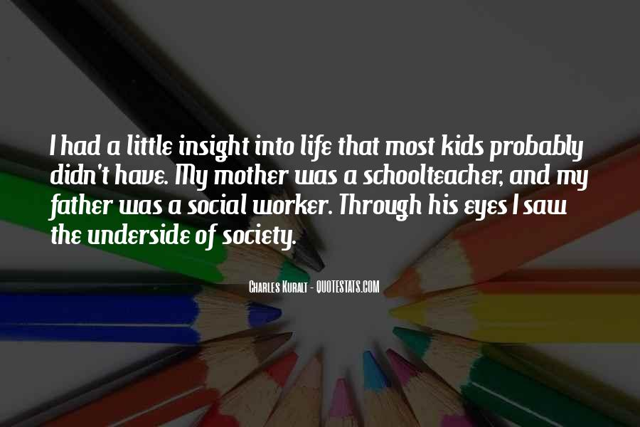 Quotes About Life Through My Eyes #159147