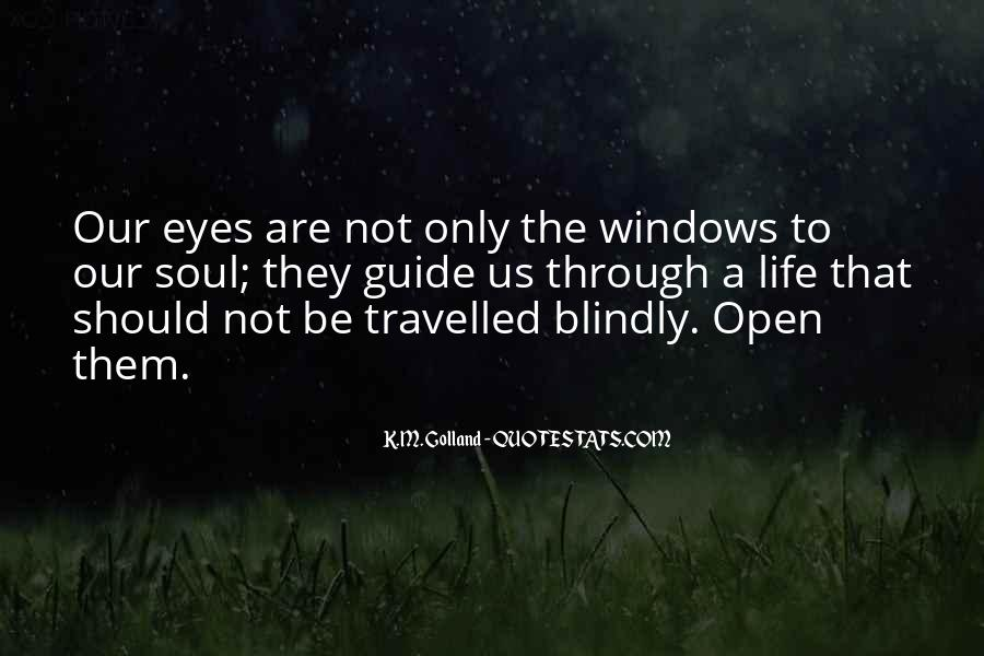 Quotes About Life Through My Eyes #247049