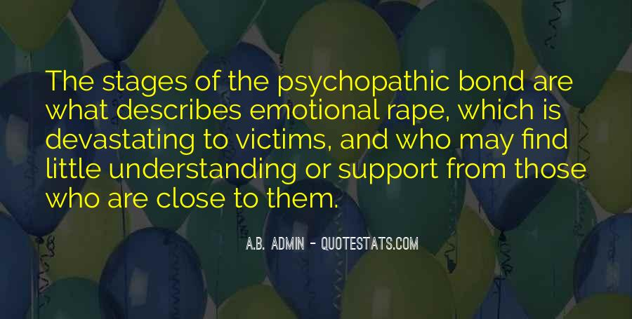 Quotes About Psychopathic #1412053