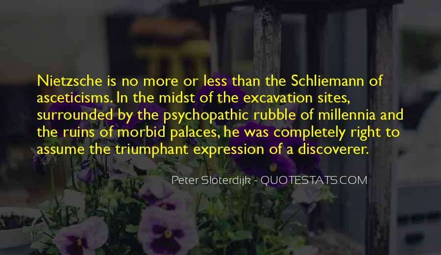 Quotes About Psychopathic #1709347