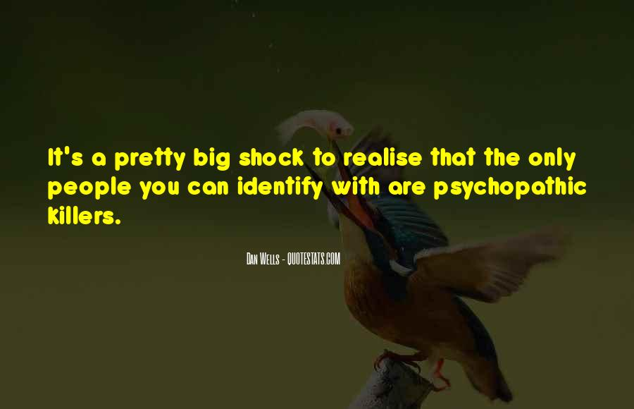 Quotes About Psychopathic #779369