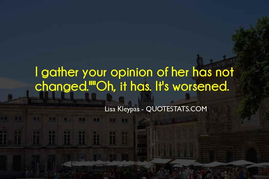 Worsened Quotes #1621072