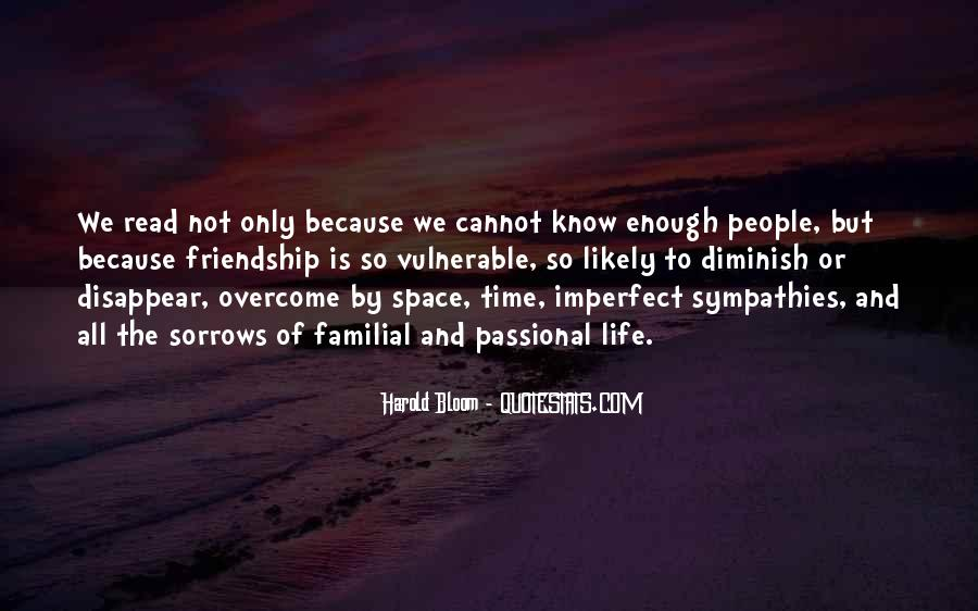 Quotes About Space And Friendship #870837