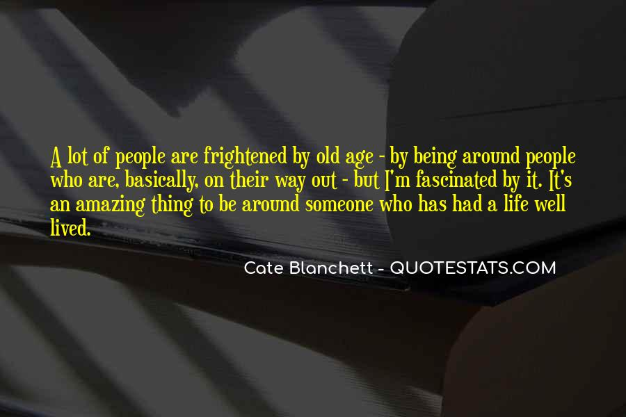 Quotes About Being Fascinated By Someone #1707748
