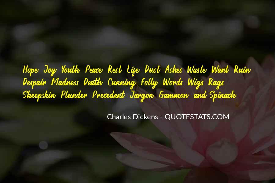 Wroughten Quotes #1856252