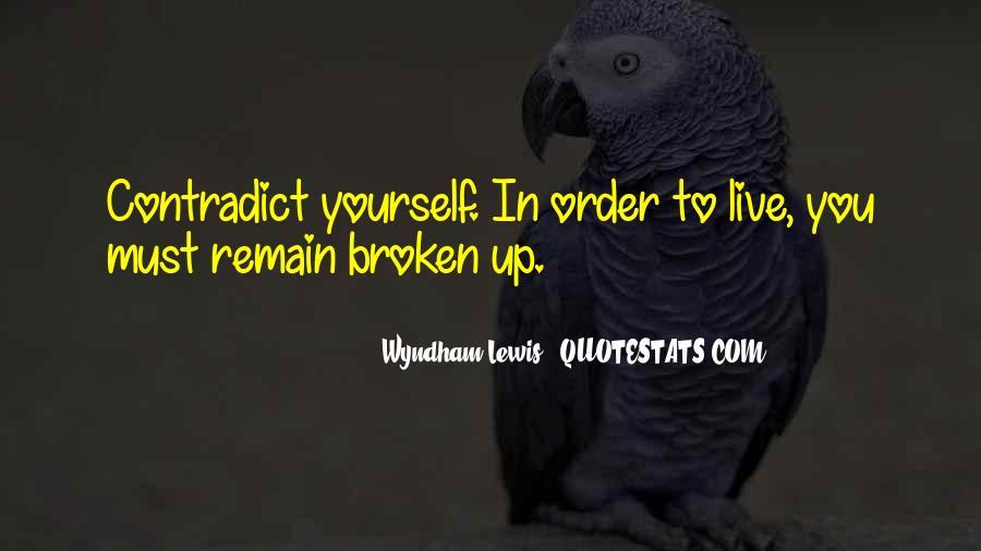 Wyndham's Quotes #1019111