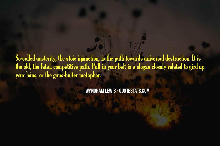 Wyndham's Quotes #1173703